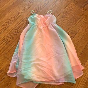 Summer dress 3-4y